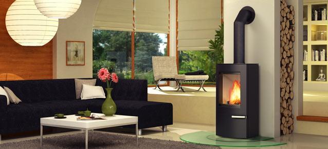 stunning pelletofen für wohnzimmer pictures - amazing design ideas